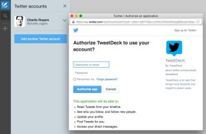 TweetDeck for Beginners: Setting Up Tweetdeck